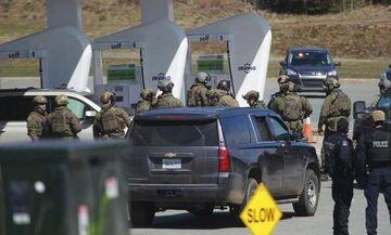 Καναδάς: Ένοπλος δολοφόνησε τουλάχιστον 16 ανθρώπους στη Νέα Σκοτία (vid)