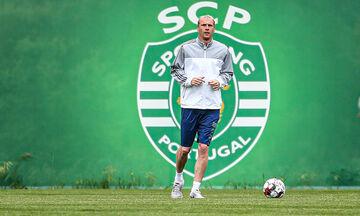 Σπόρτινγκ Λισαβόνας: Οι ποδοσφαιριστές γύρισαν στις προπονήσεις (pic)