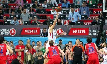 ΤΣΣΚΑ-Ολυμπιακός 61-62: Δείτε απόψε (20/4) το έπος της Πόλης σε ελεύθερη μετάδοση (live TV)