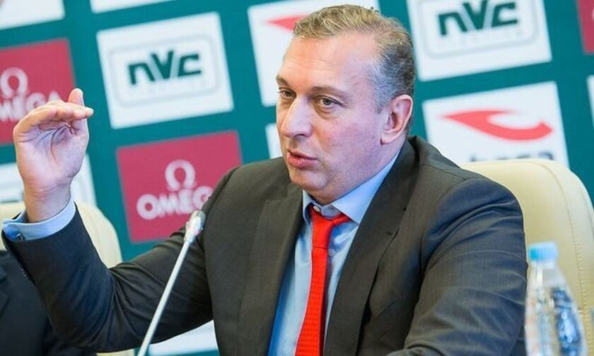 Θετικός στον κορονοϊό και ο πρόεδρος της ρωσικής ομοσπονδίας πόλο, Αλεξέι Βλασένκο!