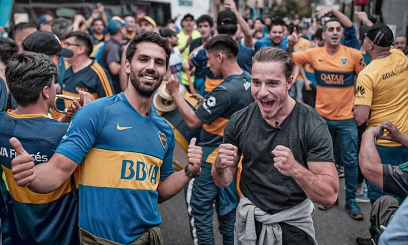 Football Stories στο ΦΩΣ από τον Γιώργο Λέντζα!