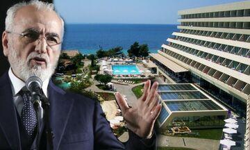 Σαββίδης: Γιατί πήρε το Πόρτο Καρράς και γιατί πάει το Atlantis Pak στα Σκόπια αντί στη Β. Ελλάδα