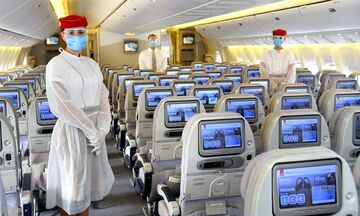 Aλλάζουν τα αεροπορικά ταξίδια μετά τον κορονοϊό - Η Emirates καταργεί τις χειραποσκευές (pic)