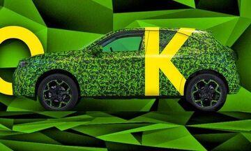 Πρώτη εμφάνιση του νέου «πράσινου» Opel Mokka