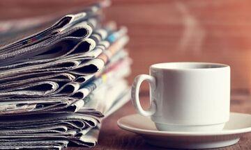 Εφημερίδες: Τα αθλητικά πρωτοσέλιδα της Παρασκευής 24 Απριλίου