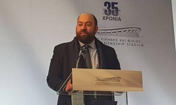 Γενικός συντονιστής διευθυντής του ΣΕΦ ο Γλυφαδιώτης Παναγιώτης Κουτσογιάννης