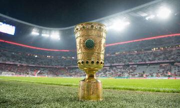 Αναβλήθηκε επ' αόριστον το Κύπελλο Γερμανίας