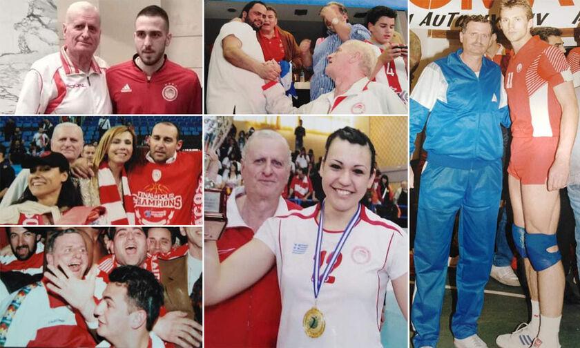 Βασίλης Κοκοβές στο ΦΩΣ: O πιο τρελός Ολυμπιακός πλάστηκε στη Λεωφόρο!