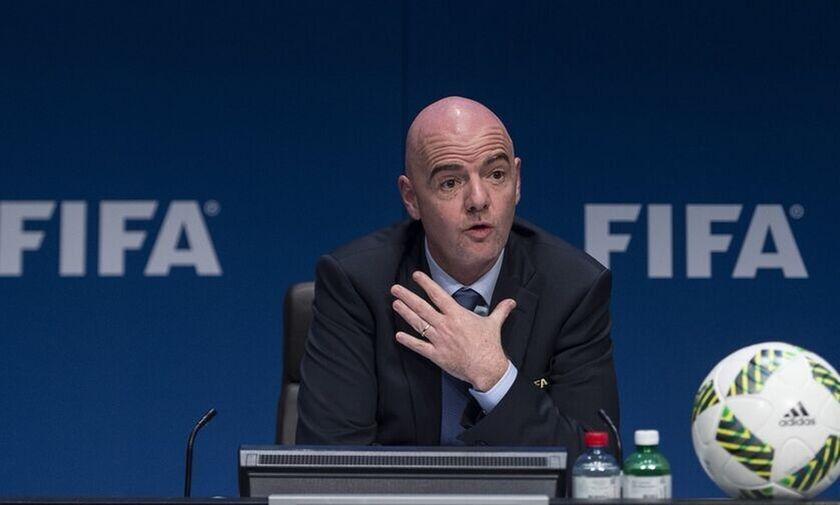 FIFA: Πακέτο στήριξης 150 εκατ. δολαρίων στις συνομοσπονδίες-μέλη της
