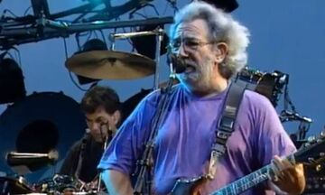 Δυο ώρες Grateful Dead: Το Live του 1993 τώρα στο YouTube (vid)
