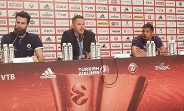 Nάχμπαρ: «Με τη συμφωνία με τη Euroleague αποφύγαμε πολλά προβλήματα με τους παίκτες»