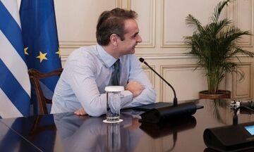 Τηλεδιάσκεψη του πρωθυπουργού με την ηγεσία του υφυπουργείου Αθλητισμού