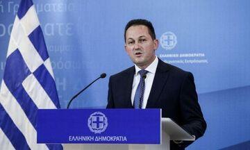 Πέτσας: Άλλα 9 εκατομμύρια ευρώ στην καμπάνια ενημέρωσης για τον κορονοϊό