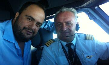 Πεχλιβανούδης: Ο πιλότος του Ολυμπιακού στο ΦΩΣ για Μαρινάκη, Βαλβέρδε, μπάσκετ και άλλα πολλά!