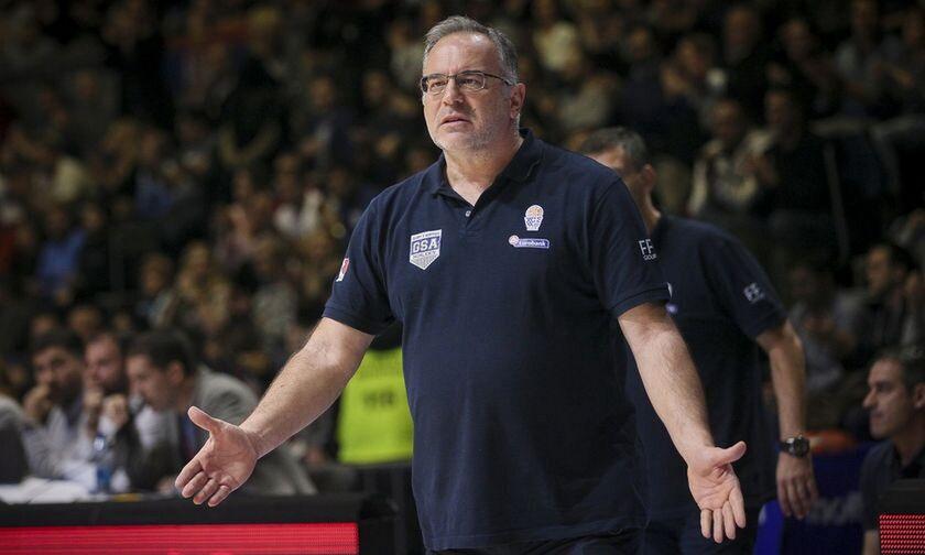 Σκουρτόπουλος: «Ο Γιάννης θα είναι ο άξονας πάνω στον οποίο θα γυρίζει η Εθνική»