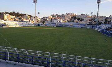 Ιωνικός: Εργασίες συντήρησης στο γήπεδο της Νεάπολης