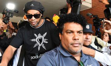 Ροναλντίνιο: Οι πρώτες δηλώσεις μετά την αποφυλάκισή του