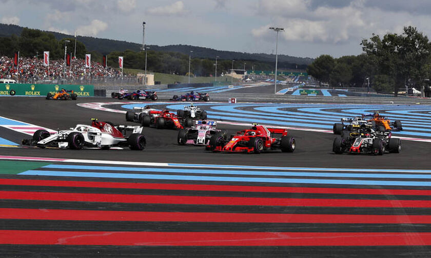 Formula 1: Αναβλήθηκε το Grand Prix της Γαλλίας, πρεμιέρα στην Αυστρία