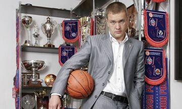 Ο Βατούτιν αποκάλυψε ότι οι ομάδες της Ευρωλίγκας συζητούν για μειώσεις στα συμβόλαια των παικτών