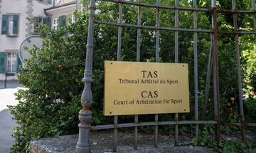 Ο ΠΑΟΚ κατά Βρυώνη για την παρέμβαση Ολυμπιακού στο CAS