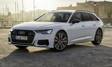 Νέο υβριδικό Audi A6 Avant 367 PS και 1,9 λτ./100 χλμ.!