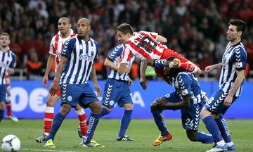 Ολυμπιακός: To Κύπελλο του 2012 με το γκολ του Φουστέρ στην εκπνοή της παράτασης (vid)