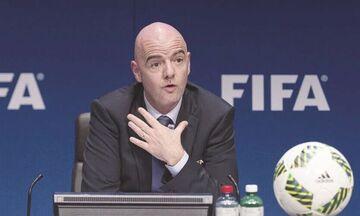 Αποκαλύψεις για τον πρόεδρο της FIFA Τζιάνι Ινφαντίνο
