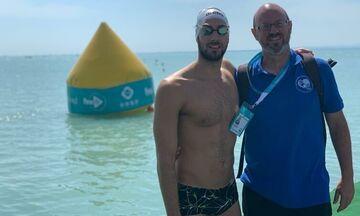 Άλκης Κυνηγάκης: «Έμπνευση ο Γιαννιώτης, μοναδικός στόχος οι Ολυμπιακοί Αγώνες»