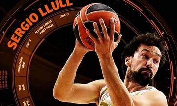 Ο Σέρχιο Γιουλ στην ομάδα της δεκαετίας στην EuroLeague