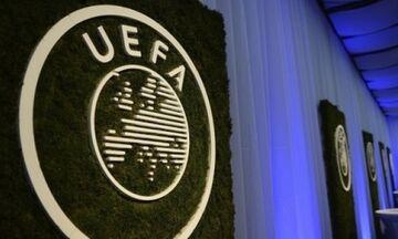 Η UEFA δίνει προθεσμία μέχρι τις 25 Μαΐου στα πρωταθλήματα της Ευρώπης