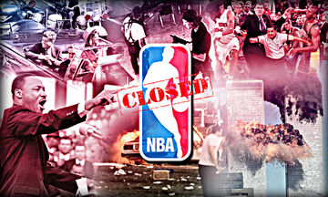 NBA: Αμερικανικές ιστορίες διακοπής προ... κορονοϊού!