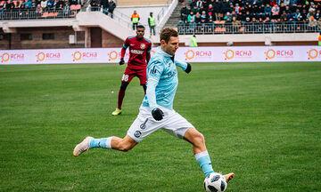 Γκολ στο Σολιγκόρσκ !