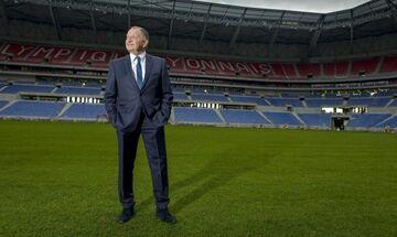 Ολάς: Διαφωνεί με το πρόωρο τέλος της σεζόν στην Γαλλία