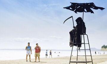 Ναυαγοσώστης-Χάροντας για να αποτρέπει την κοσμοσυρροή στις παραλίες! (pics)