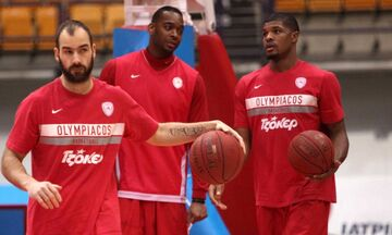 Center made in… Olympiacos!