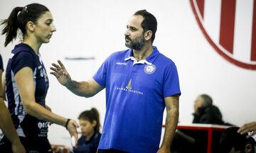 Νέος προπονητής στη Θέτιδα Βούλας ο Γιώργος Ρούσης