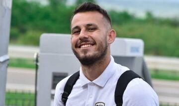 Νεκρός ο 26χρονος ποδοσφαιριστής Μάνος Καζαντζόγλου