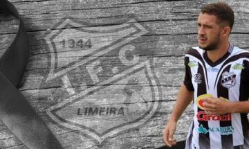 Πέθανε από ηλεκτροπληξία 21χρονος ποδοσφαιριστής στη Βραζιλία