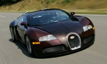 Η Bugatti Veyron αναθεώρησε την λογική (video)