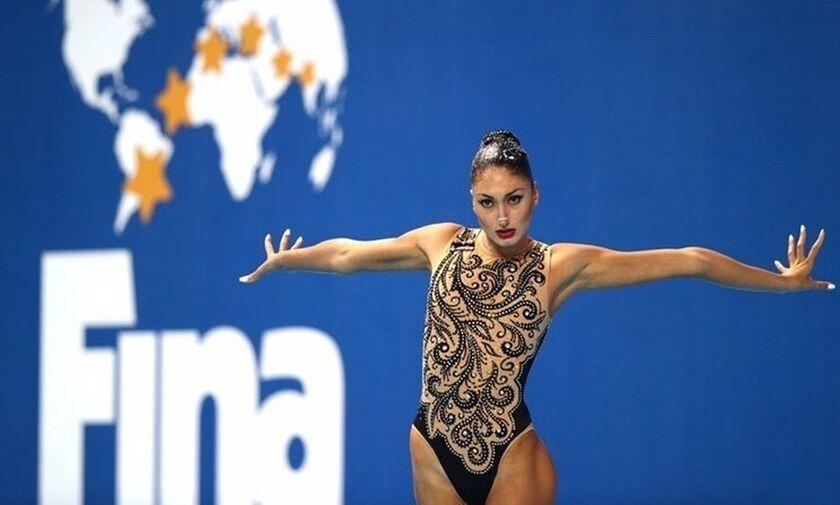 Καλλιτεχνική κολύμβηση: Η Ευαγγελία Πλατανιώτη στην ελίτ του αθλήματος