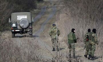 Νέο επεισόδιο με πυρά από στελέχη της τουρκικής στρατοχωροφυλακής στην περιοχή του Έβρου
