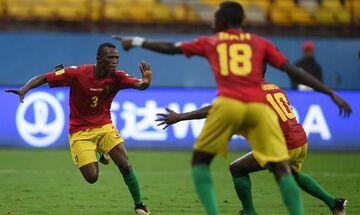 Τέλος η ποδοσφαιρική σεζόν και στη Γουινέα εξαιτίας του κορονοϊού