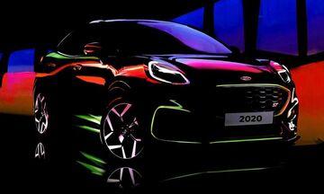 Αυτό είναι το νέο Ford Puma ST!
