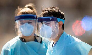 Χρήση μάσκας: Πού είναι υποχρεωτική από τη Δευτέρα 4 Μαΐου