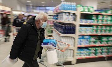 Τι θα συμβεί αν υπάρξει κρούσμα σε σούπερ μάρκετ