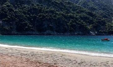 Φως στην Ελλάδα: Η «Γαλάζια λίμνη» της Ελλάδας δίπλα στην Αθήνα