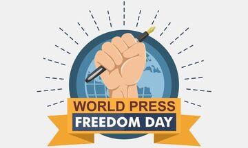 Εορτολόγιο: Γιορτάζουν σήμερα, Κυριακή 3 Μαΐου - Παγκόσμια Ημέρα Ελευθεροτυπίας