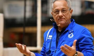 Χούλιο Βελάσκο: Έξαλλος για την ανάδειξη του βόλεϊ ως του πιο επικίνδυνου αθλήματος!