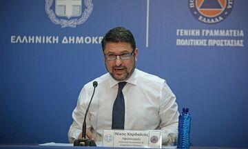 Χαρδαλιάς: «Οι κάτοικοι λεκανοπεδίου μόνο εντός Αττικής - Απαγορεύονται ταξίδια στον Σαρωνικό»