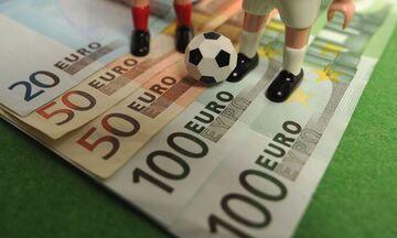 Ο αθλητισμός χάνει 57 δισεκατομμύρια ευρώ
